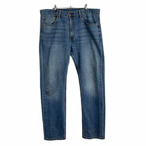 Levi's 505 Faded Straight Jeans 37x33